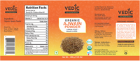Vedic Organic Ajwain Powder (200gm)