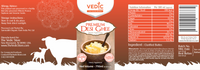 Vedic Premium Natural Desi Ghee (750ml)