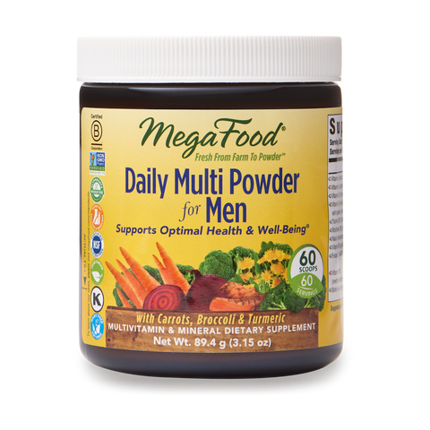 Daily Multi Powder for Men - TheVedicStore.com