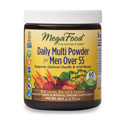 Daily Multi Powder for Men Over 55 - TheVedicStore.com