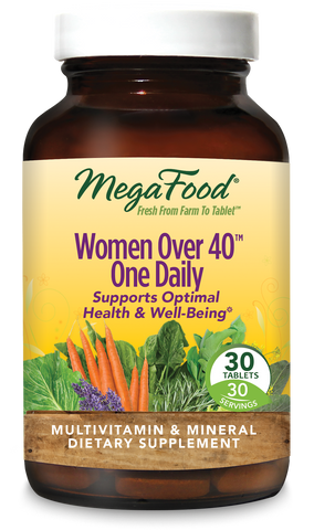 Women Over 40 One Daily | Mega Food | The Vedic Store