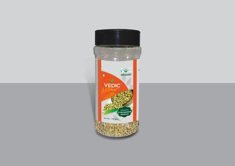 Organic Coriander Whole (100gm) | Vedic | The Vedic Store