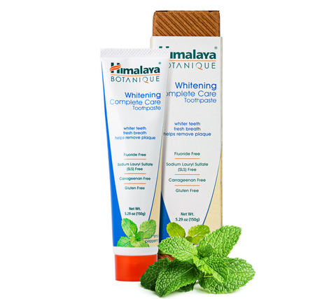 Simply Peppermint Whitening Toothpaste - TheVedicStore.com