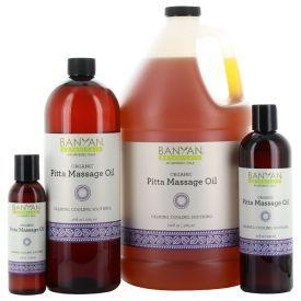 Pitta Massage Oil - TheVedicStore.com