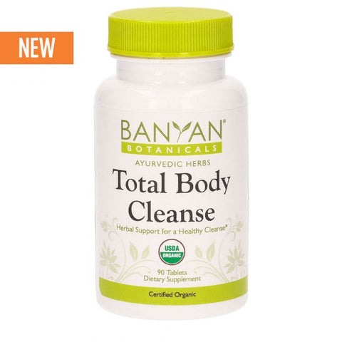 Total Body Cleanse tablets - TheVedicStore.com