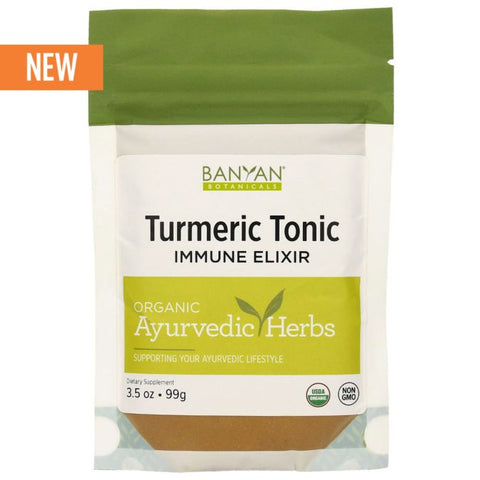 Turmeric Tonic - Immune Elixir (Limited Supply) - TheVedicStore.com