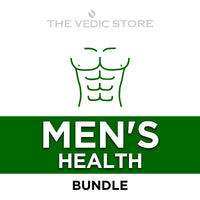 Men's Health Bundle | The Vedic Store | The Vedic Store