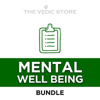 Mental Well Being Bundle | The Vedic Store | The Vedic Store
