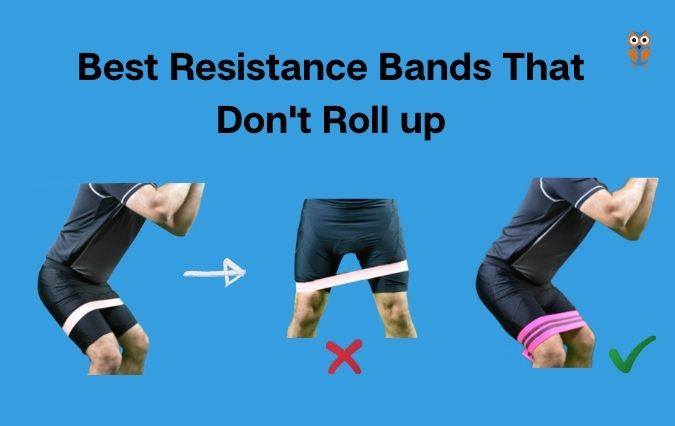 Best Resistance Bands That Don't Roll Up
