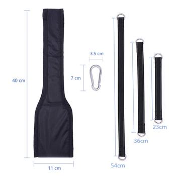 Dimensions of abs sling straps