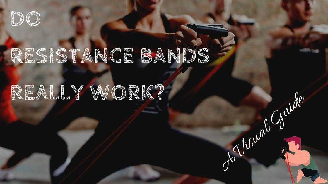 Do resistance bands really work - Ultimate guide with visual examples