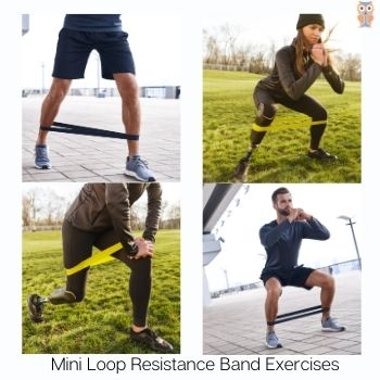 Exercises With mini loop bands