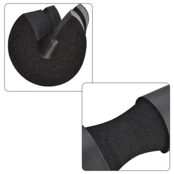 Features of barbell rod pad