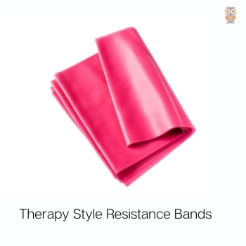 Therapy style bands