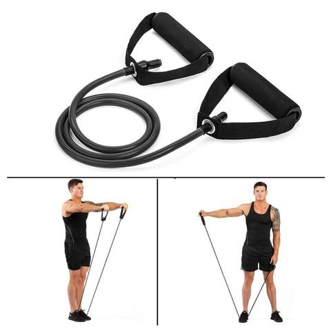 Buy Fit Tube Resistance Band - With Prefitted Handles - Unique Addict