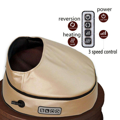 Electric Foot Massager Roller - All Season - Unique Addict