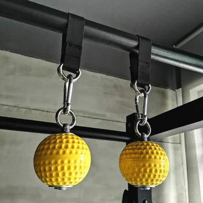 Hand Grip Pull-up Ball - Strengthen Hands Like A Pro - Unique Addict