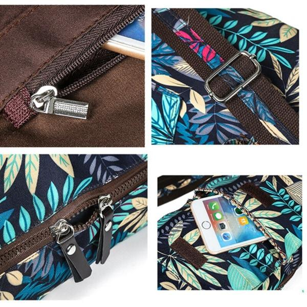 Printed Yoga Mat Bag - Unique Addict