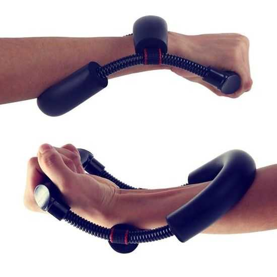 Wrist, Forearm and Grip Strengthener | Workout at home - Unique Addict
