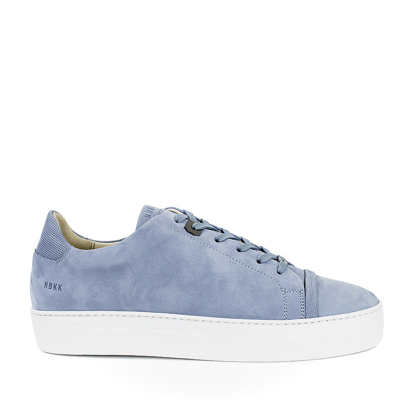Nubikk - Jagger Aspen Trainers in Blue - Nigel Clare
