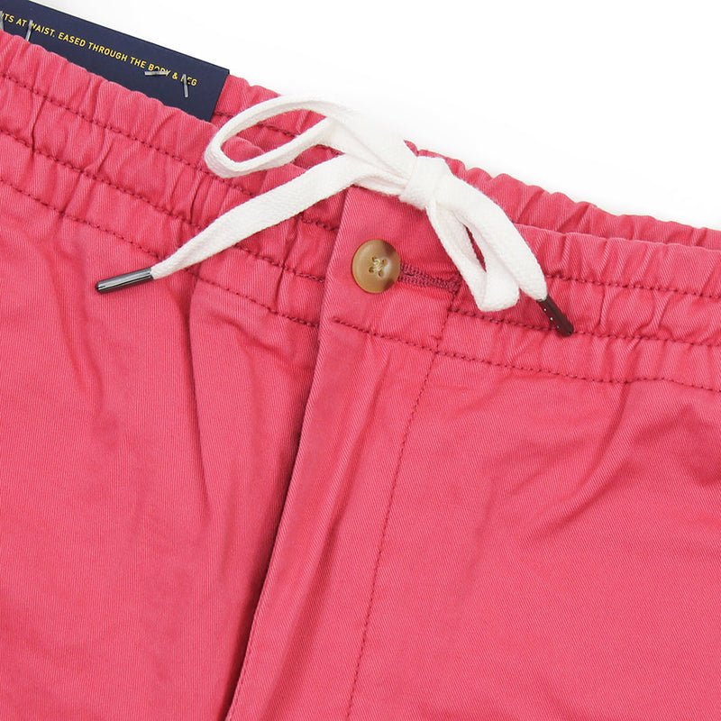 Polo Ralph Lauren - Classic Twill Prepster Shorts in Red - Nigel Clare