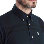 Barbour - Dunoon Tailored Fit Shirt in Black Watch Tartan - Nigel Clare