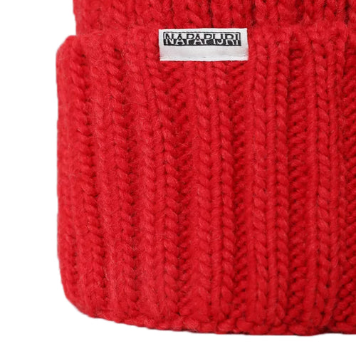Napapijri - Semiury 3 Beanie in Red