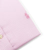 Polo Ralph Lauren - Custom Fit Striped Shirt in Pink & White - Nigel Clare