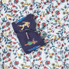Paul Smith - Explorer Floral Print Shirt in Pale Blue - Nigel Clare