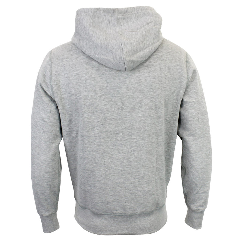 Polo Ralph Lauren - Classic Fleece Hoodie in Grey Heather - Nigel Clare