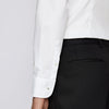 Hugo Boss - Jesse Slim Fit Easy Iron Shirt in White
