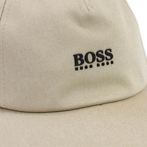 Hugo Boss - Fresco Cap in Beige - Nigel Clare