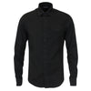 Belstaff - Steadway Shirt in Black - Nigel Clare