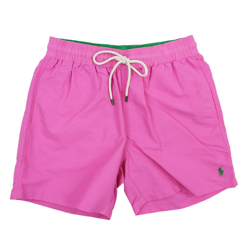 Polo Ralph Lauren - Traveller Swim Shorts in Pink - Nigel Clare