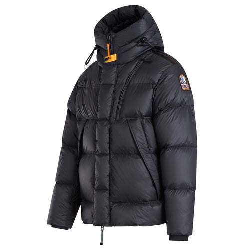 Parajumpers - Cloud Sheen Puffer Jacket in Pencil - Nigel Clare