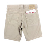 Jacob Cohen - J6636 Comf Chino Shorts in Beige - Nigel Clare