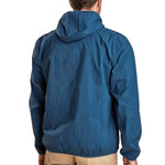 Barbour - Cairn Waterproof Breathable Jacket in Peacock Blue - Nigel Clare