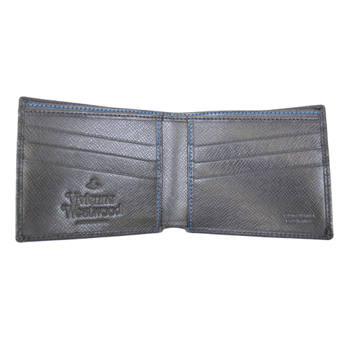 Vivienne Westwood - Kent Billfold Wallet in Grey - Nigel Clare