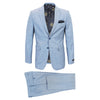 Ted Baker - Steadyn Timeless Nested Light Blue Suit - Nigel Clare