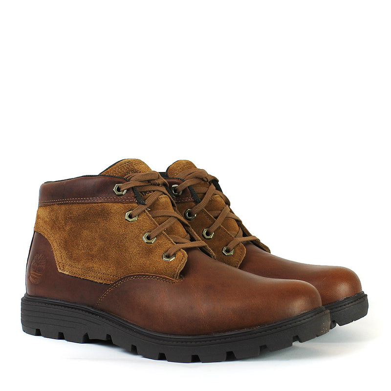 Timberland - Walden Chukka Boots in Brown - Nigel Clare