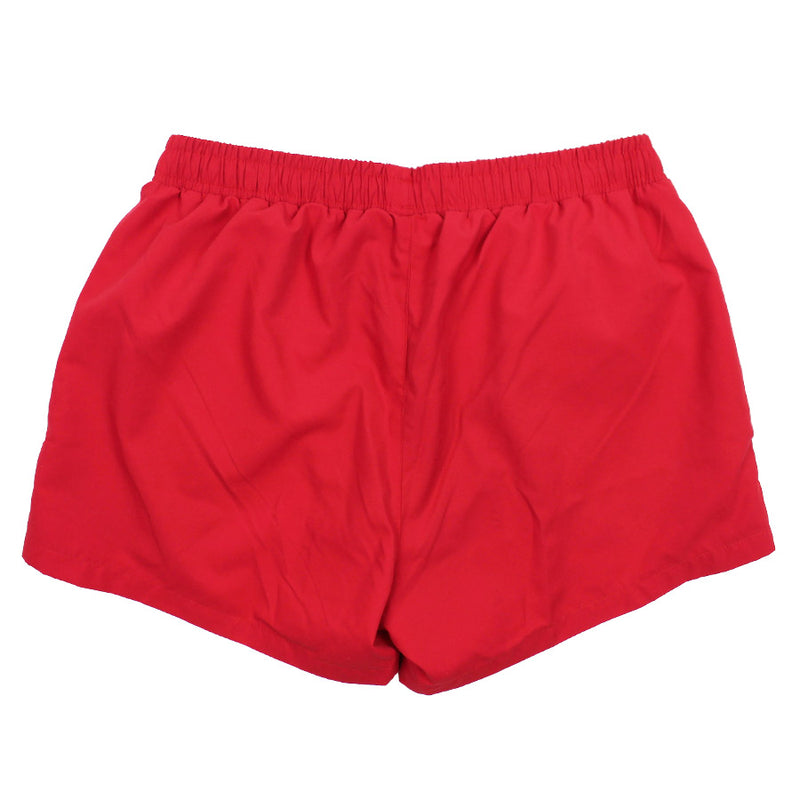 Hugo Boss - Mooneye Swim Shorts in Red - Nigel Clare