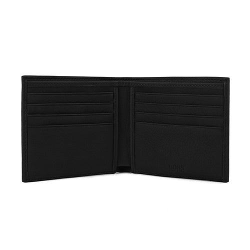 Hugo Boss - Crosstown Billfold Wallet in Black - Nigel Clare
