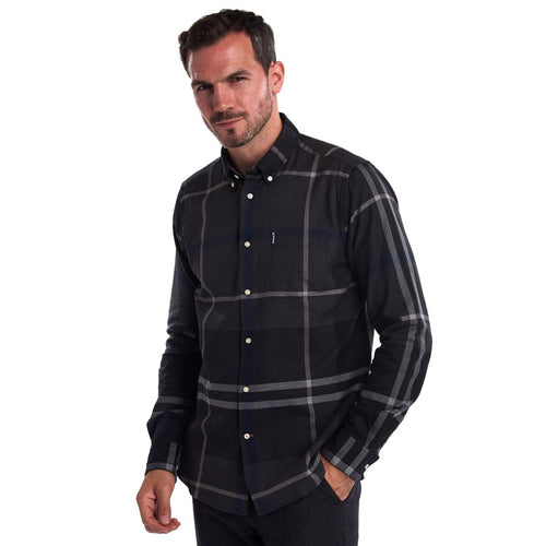 Barbour - Dunoon Shirt in Graphite