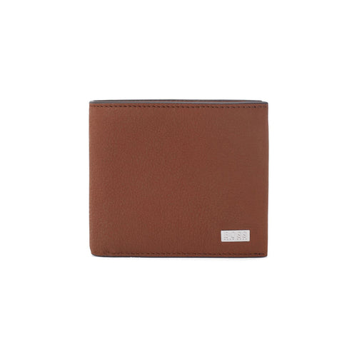 Hugo Boss - Crosstown Billfold Wallet in Light Brown - Nigel Clare