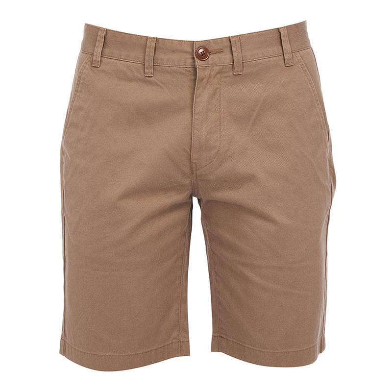 Barbour - City Neuston Reg Fit Shorts in Stone