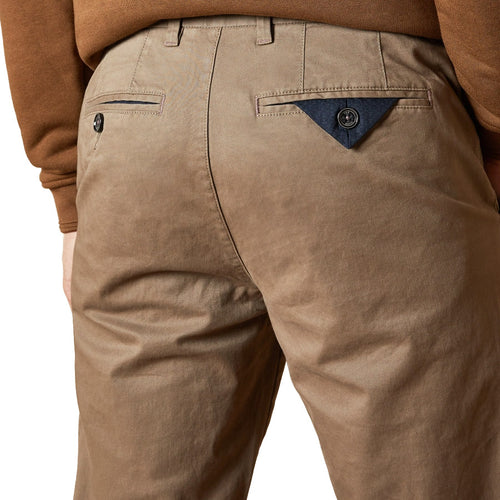 Ted Baker - SINCERE Slim Fit Chino in Natural