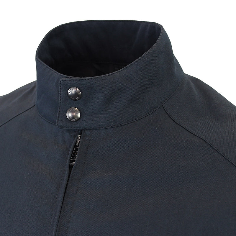 Belstaff - Lansdown Harrington Jacket in Deep Navy - Nigel Clare