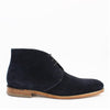 Loake - Boughton Chukka Boots in Navy Suede - Nigel Clare