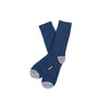 Barbour - Houghton Socks in Navy & Grey - Nigel Clare