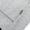 Napapijri - Balme Half Zip Sweatshirt In Grey - Nigel Clare
